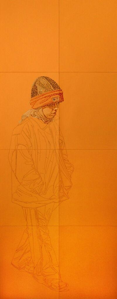 Farsad Labbauf, 'Untitled Girl ', 2005