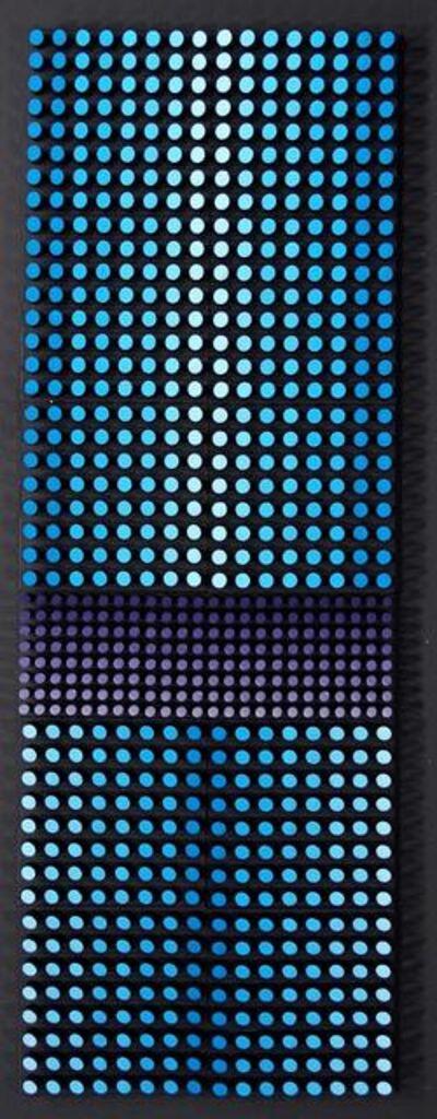 Franco Costalonga, 'Oggetto Quadro Su Gradienti Di Luminosità', 2006