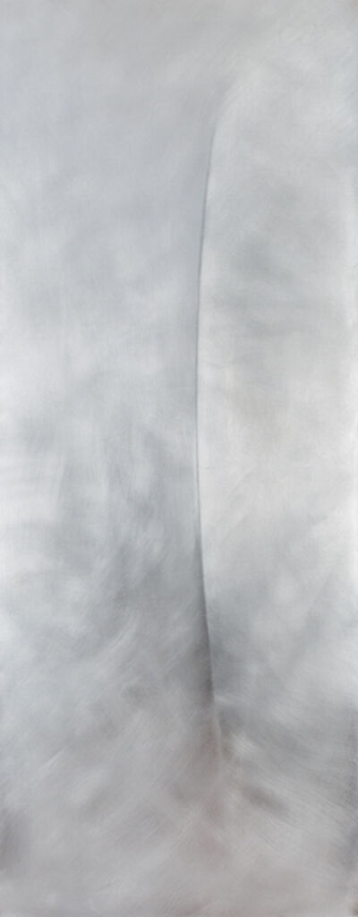 Jiri Ladocha, 'Silver Crescent', 2015