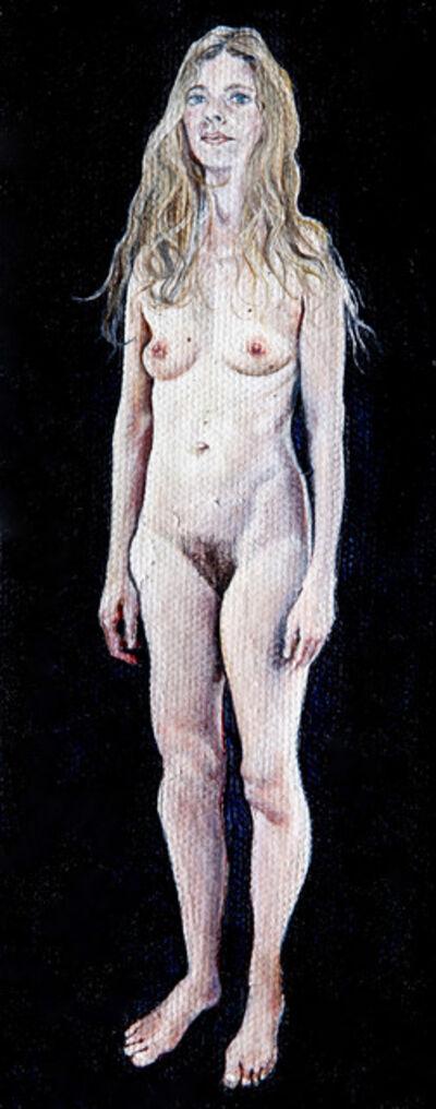 Ishbel Myerscough, 'Nadia Standing', 2014