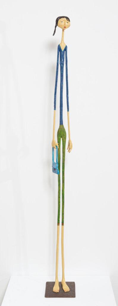 Ruth Bloch, 'Long Fellow (Couple)', 2018