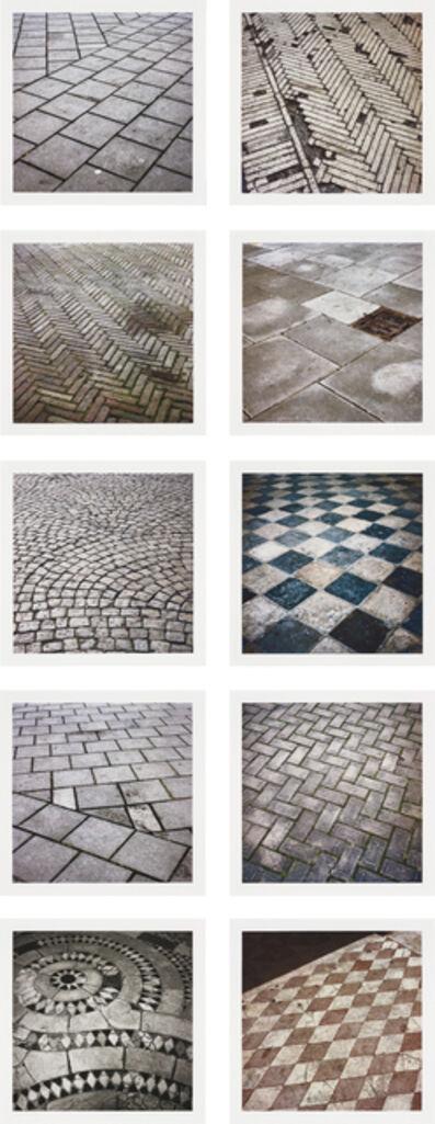 Jan Dibbets, 'Stones', 1976-1981/2004