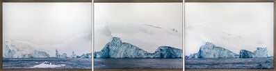 Henrik Saxgren, 'Icebergs, The Disco Bay', 2015