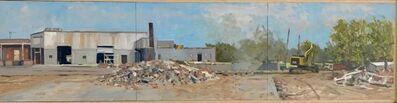 Richard Crozier, 'Monticello Dairy Demolition', 2019