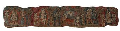 Gade, 'Ancient Fresco Series -33 古壁画系列 -33', August 2019 – April 2020
