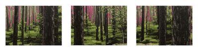 Fabio Baroli, 'Untitled, triptych 'Selva-Mata' series', 2018