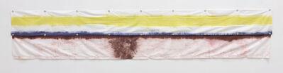 Richard Tuttle, 'Walking On Air E5', 2009