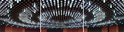 Matthias Hoch, 'Silver Tower #6-8', 2009
