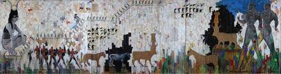 Khaled Hafez, 'Tomb Sonata in 3 Military Movements Goddess', 2010
