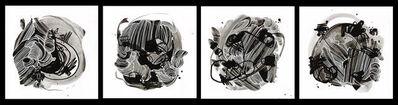 Brandon Boyd, 'Vinculum F1, F2, F3 & F4', 2020