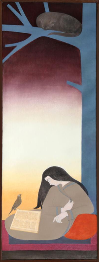 Will Barnet, 'The Caller', 1974-1976