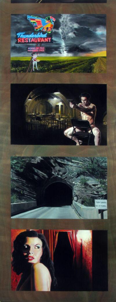 Bruce Adams, 'Untitled 37 (Gun Sequence)', 2017
