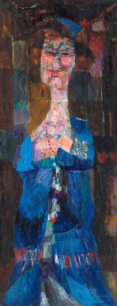 Bruno Cassinari, 'Marisa', 1958