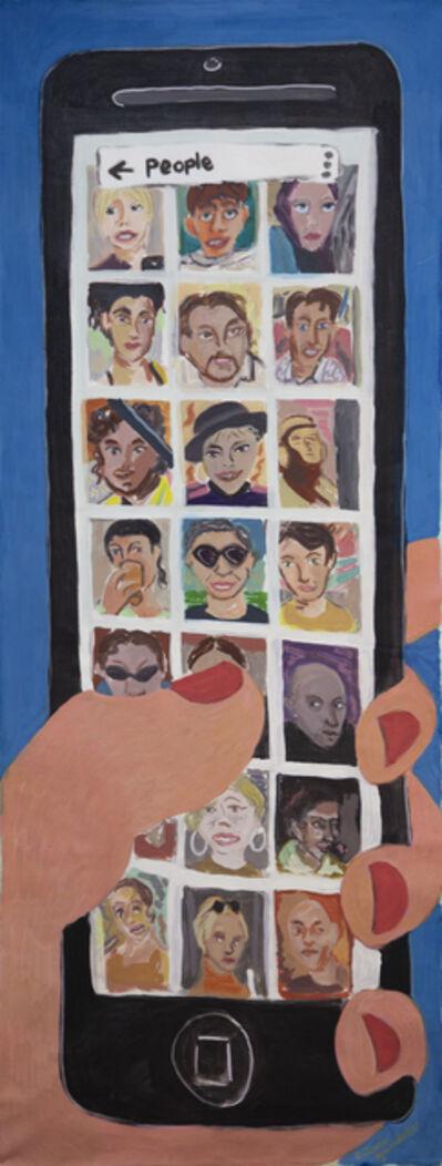 Octavio Garabello, 'Scroll', 2018