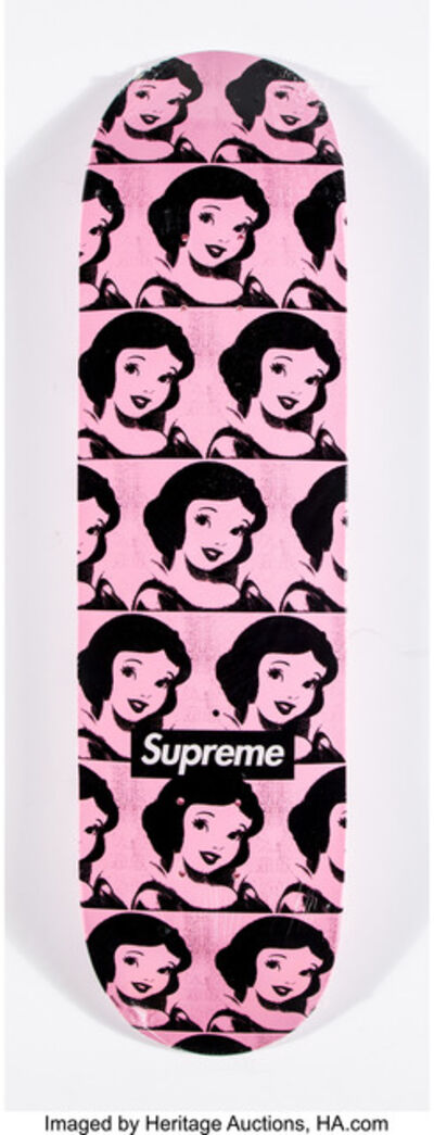 Supreme X Disney, 'Snow White (Pink)', 2011