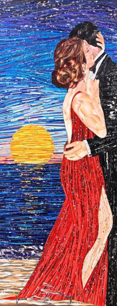 Olga Vargas, 'Kiss me now!', 2018