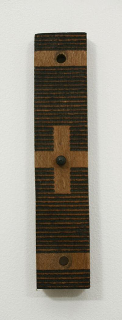 Roger Ackling, 'Voewood', 2007