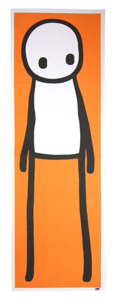 Stik, 'Standing Figure', 2015