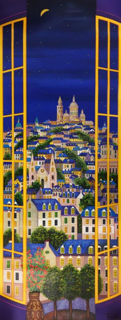 Fanch Ledan, 'Windows on Paris'