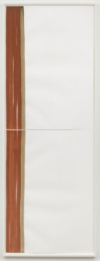 Silvia Bächli, 'Mantel Nr 28', 2018