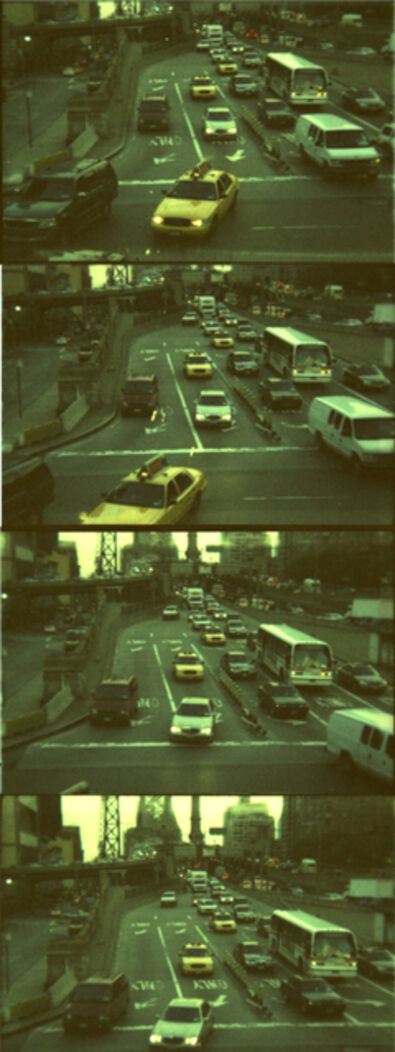 Stefanie Schneider, 'Traffic (Strange Love)', 2005