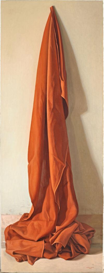 Claudio Bravo, 'Tela Roja', 2011