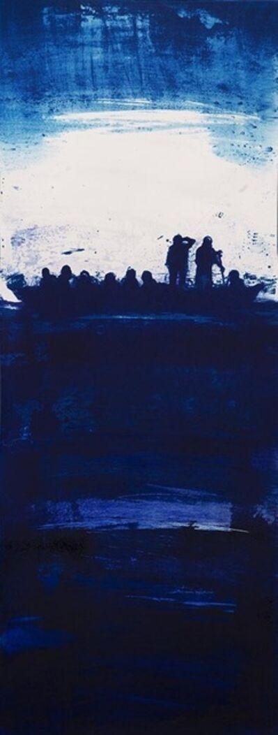 Christophe Hohler, 'Le Bateau 3', 2019