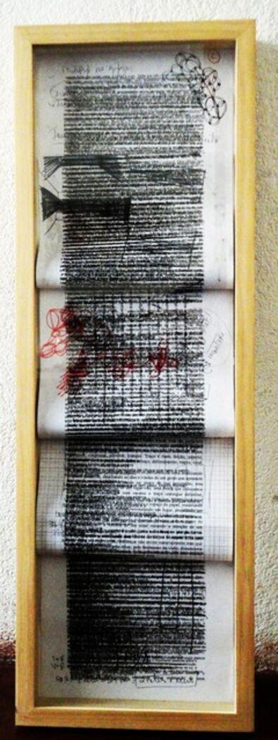 Edith Derdyk, 'Caderno 3', 2010