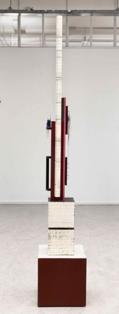 Remy Jungerman, 'Vertical Obeah PIYAI', 2017