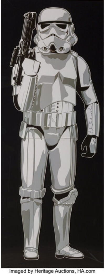 Mr. Brainwash, 'Storm Trooper', 2011