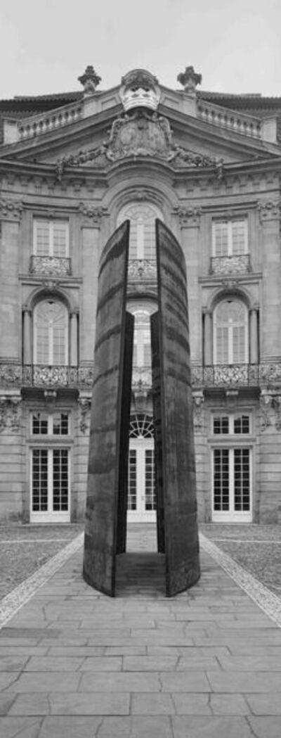 Klaus Kinold, 'Skulptur Projekte Münster, Richard Serra, Trunk, J. Conrad Schlaun Recomposed', 1987