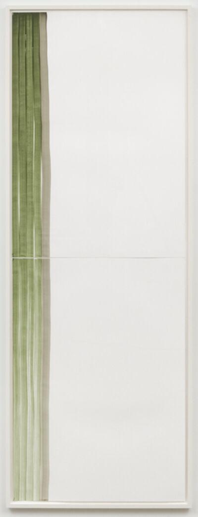 Silvia Bächli, 'Mantel Nr 32', 2018