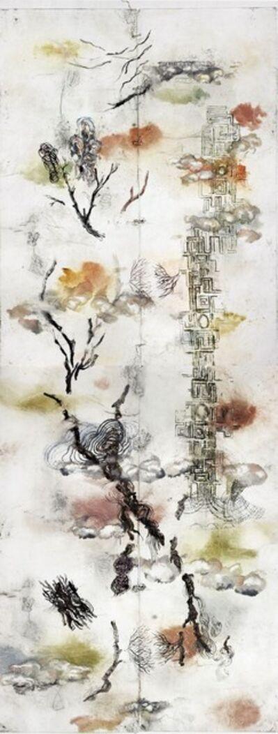 Susan Collett, 'Mercator II', 2013