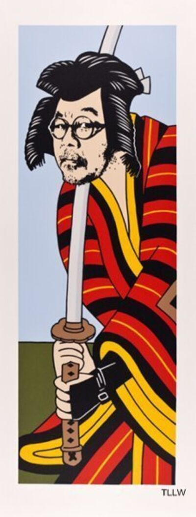 Roger Shimomura, 'American Buddahead', 2012