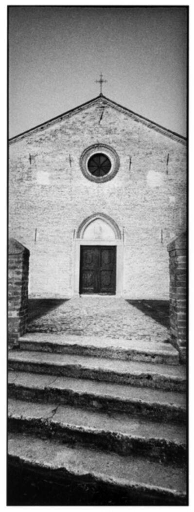 Frank Dituri, 'Friuli's Church, Italy', 1994