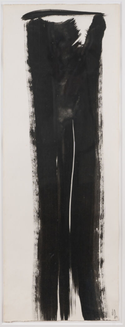 Olivier Debré, 'Untitled', 1989