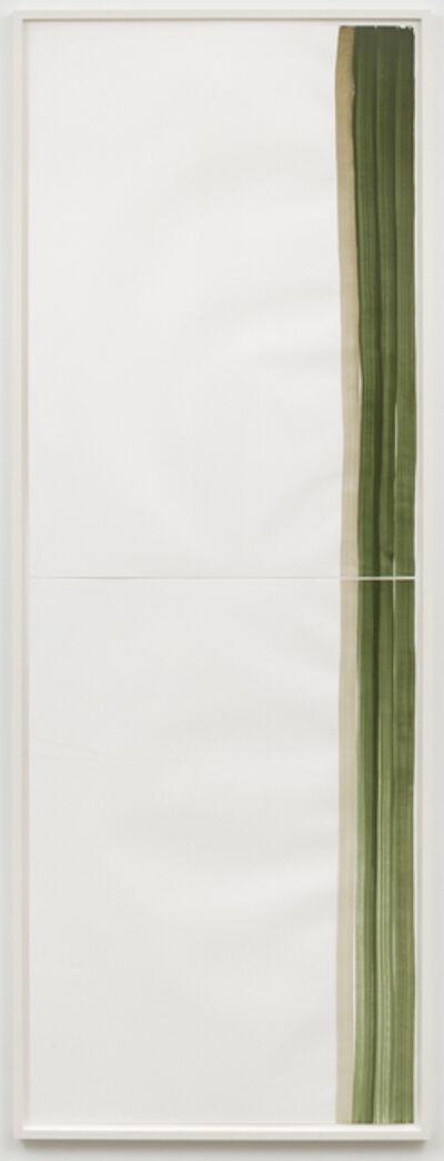 Silvia Bächli, 'Mantel Nr 30', 2018