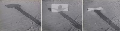 Keiji Uematsu, 'Standing board', 1976