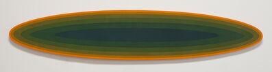 David Simpson, 'Green Light', 1971