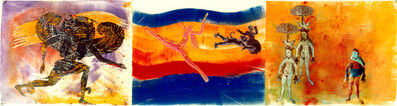 Nancy Spero, 'Color Guard', 2001