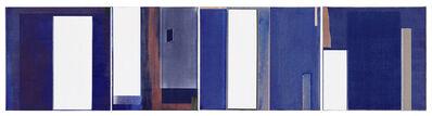 Ke Liu 刘可, 'Passage: Blue', 2018