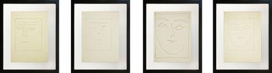 Pablo Picasso, 'Untitled (Four-Piece Set)', 1949