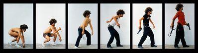 Miguel Calderón, 'Evolucion del Hombre (Evolution of Man)', 1995