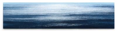 Jochen Hein, 'Meeresoberfläche, Triptychon', 2017
