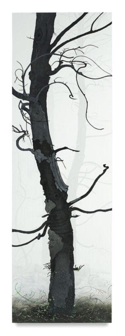 Inka Essenhigh, 'Arbor Ignudi #2', 2017