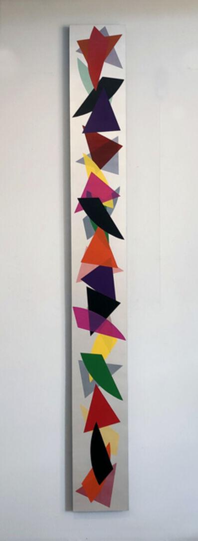 Rico Gatson, 'Panel Painting #43', 2019