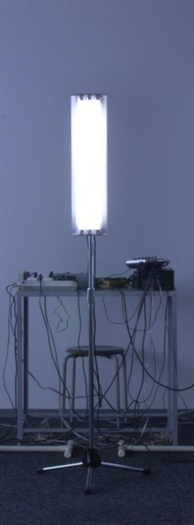 Atsuhiro Ito, 'OPTRON  - stand type 20W', 2011-2012