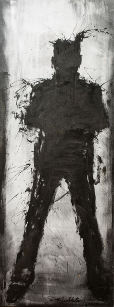 Richard Hambleton, 'Standing Shadow', 2013