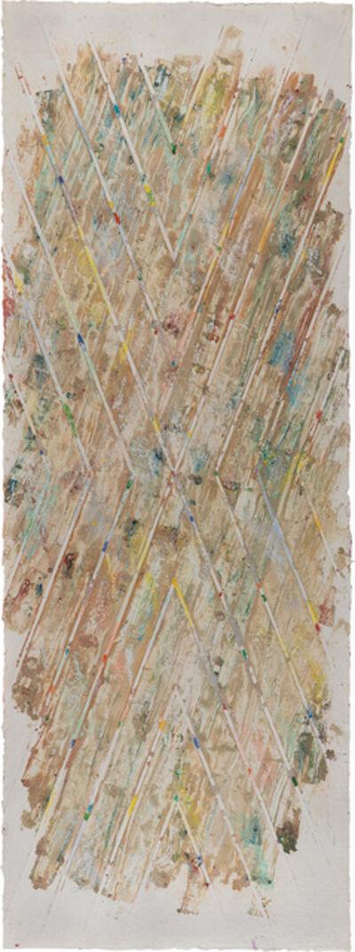 Kenneth Noland, 'Winds 82-28', 1982-1983