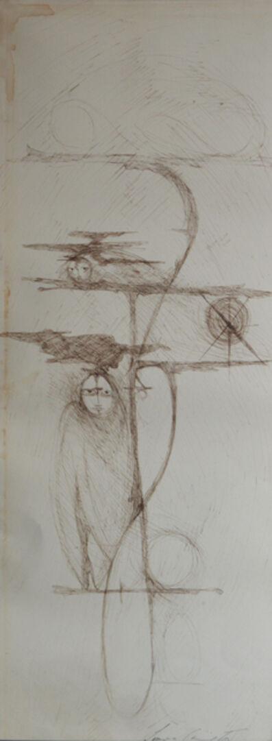 Leonora Carrington, 'Ser acuario', N/A
